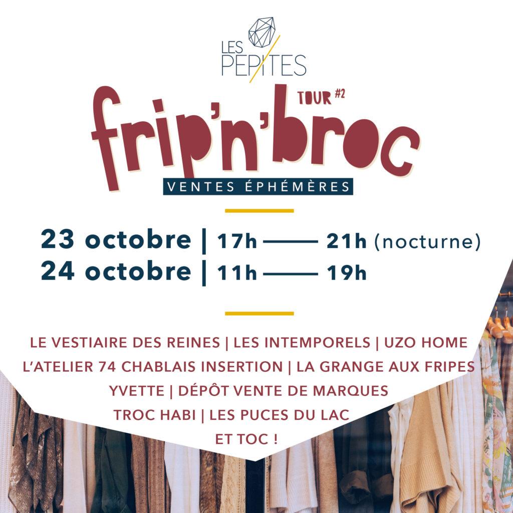 Frip'n'Broc Tour #2